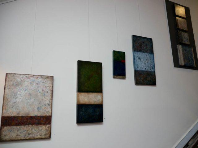 Ausstellung in Rathaus Pettstadt 2012